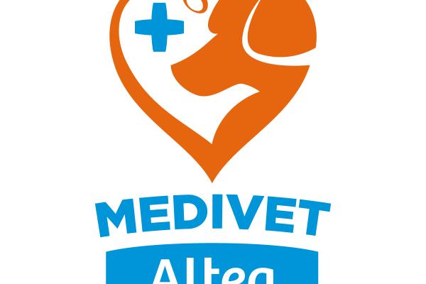 Diseño Logotipo MediVet Altea