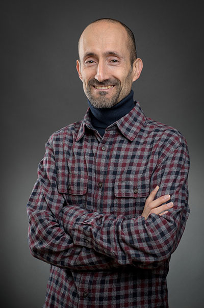 José María Gosálbez Ruete Diseñador Gráfico
