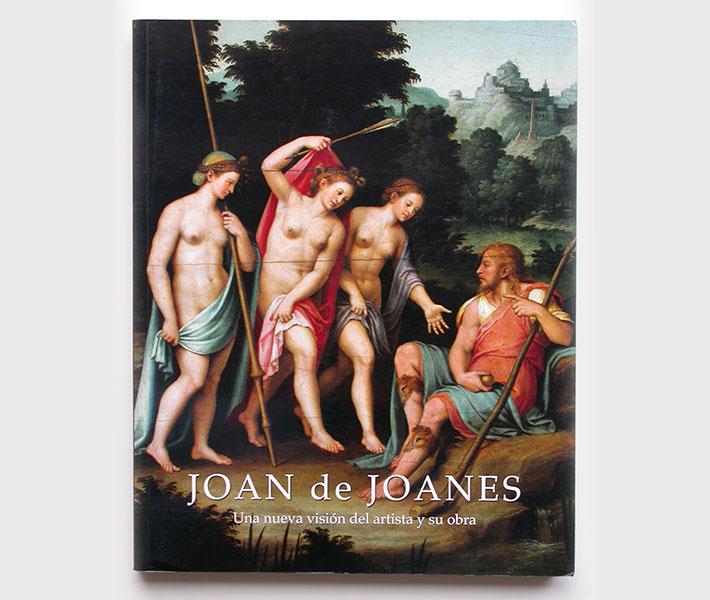 Portada catálogo Joan de Joanes