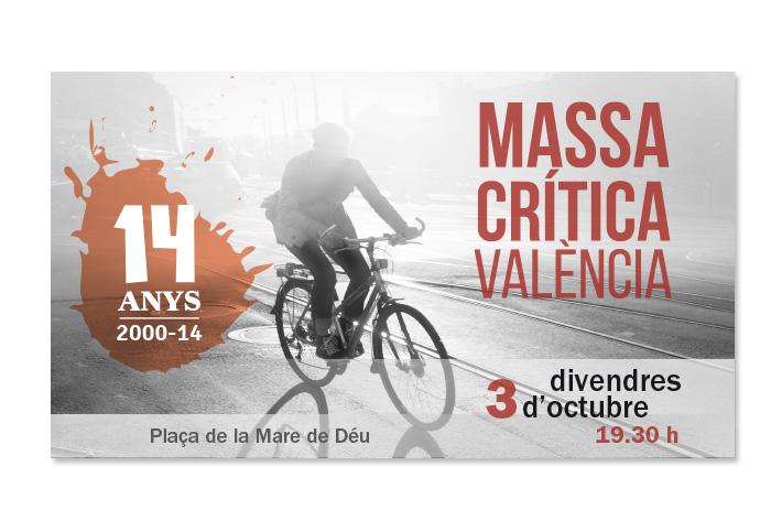 Cartel Massa Crítica València