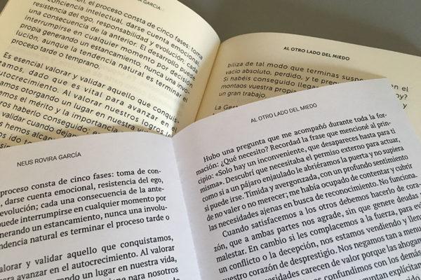 Mejorar el diseño y la legibilidad de un libro